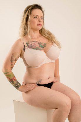 חזיית הנקה והריון למידות גדולות קייטלין